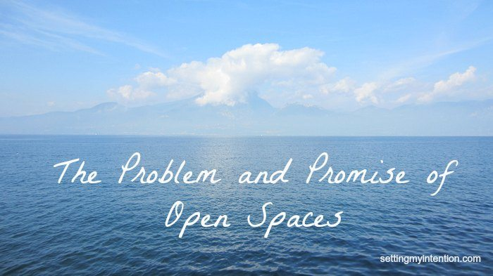 The Problem and Promise of Open Spaces after Decluttering