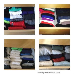 KonMari Method After