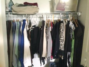 Editing Clothes with the KonMari Method, Part I