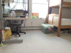 Decluttering the Boys Bedroom Take 2