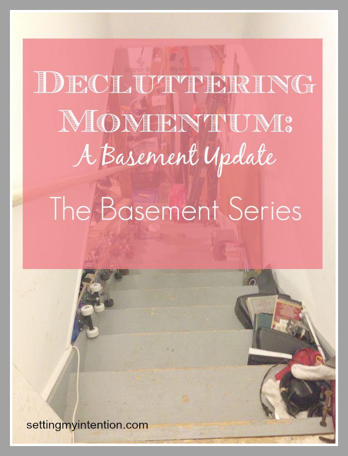 basement-decluttering-momentum