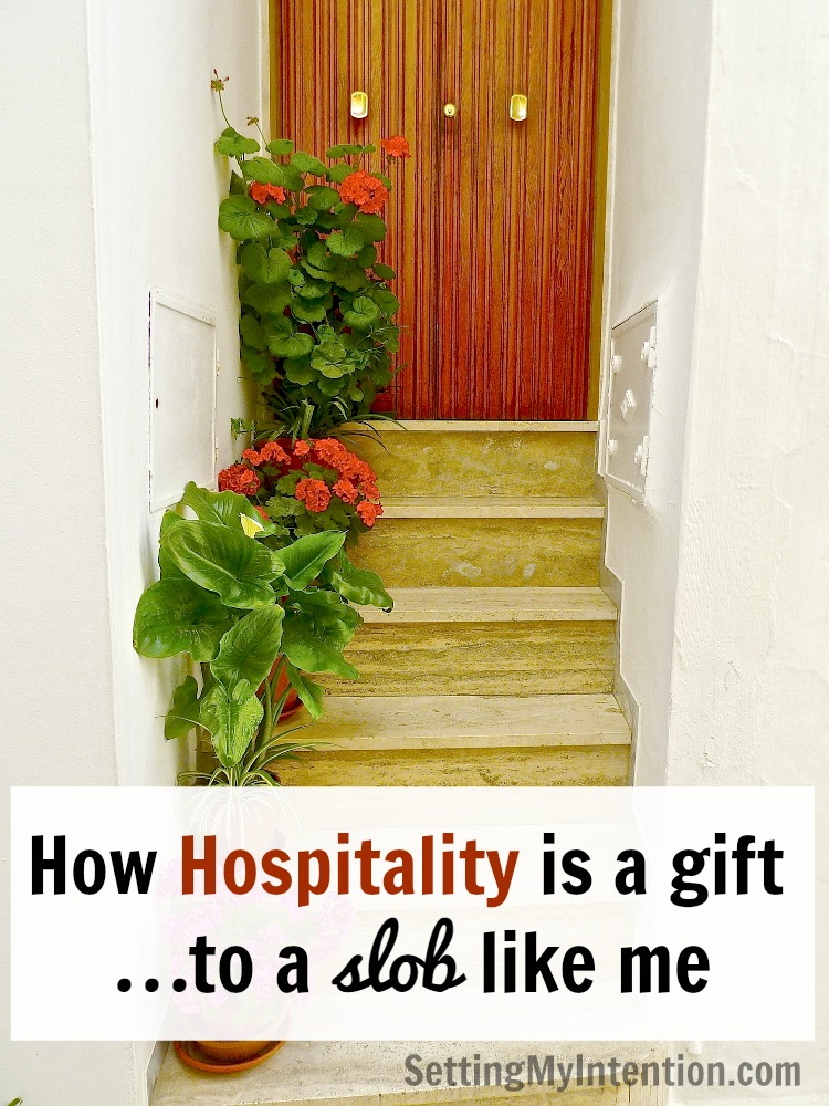 How Hospitality is a gift