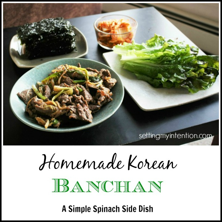 korean banchan