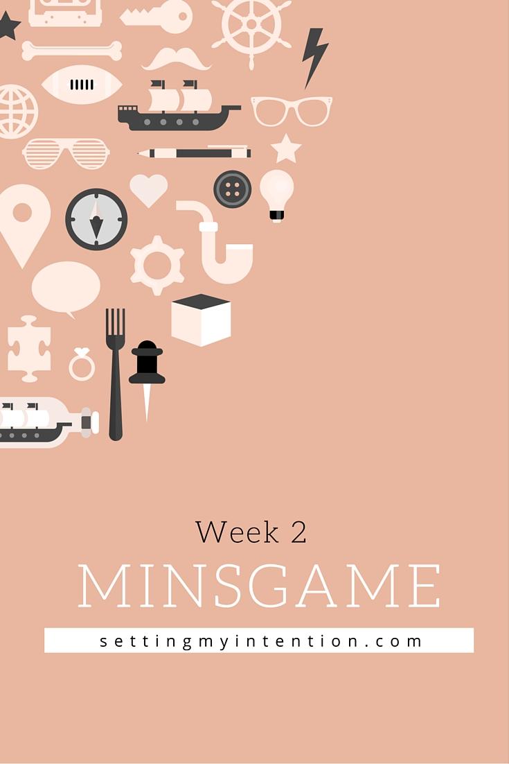 MinsgameBOSS Week 2