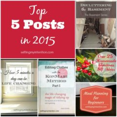 Top 5 Posts in 2015