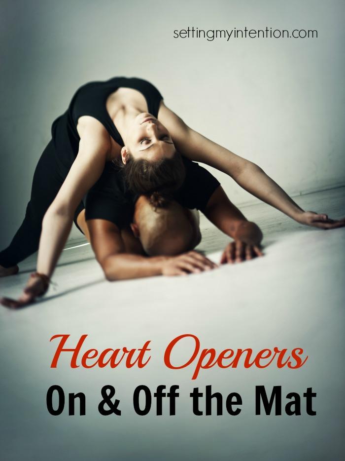 Heart Openers