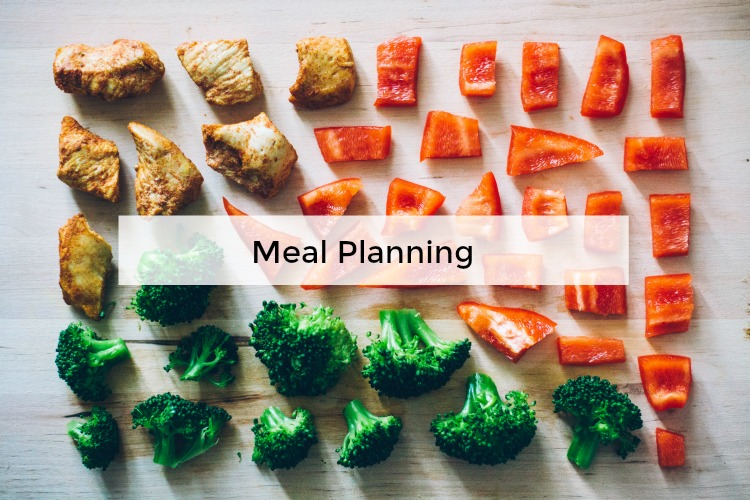 Meal Planning for the Beginner