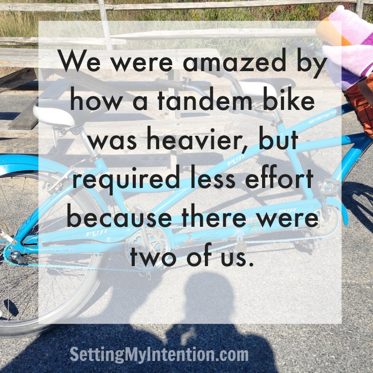 lessons learned bike riding