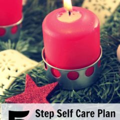5 Step Self Care Plan for the Holidays
