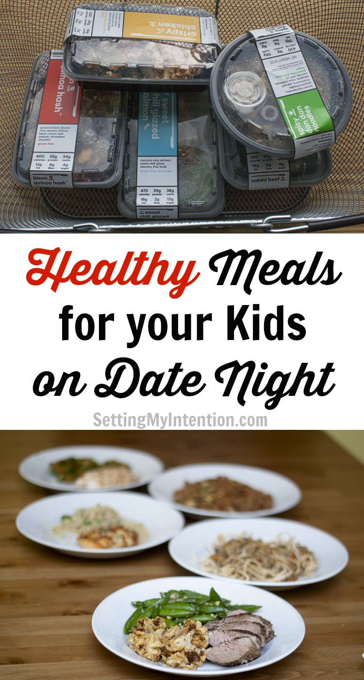 Healthy Meals for Your Kids on Date Night