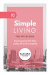 Simple Living Interview Series: Handcrafted Travellers