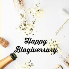 Happy Blogiversary! The #1 Reason for Blogging