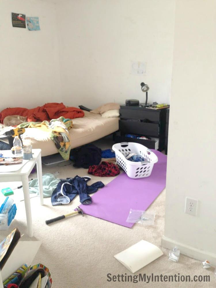 5 Steps to Tidying Children's Bedrooms