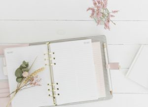 3 Ways to Use a Bullet Journal for Self Care