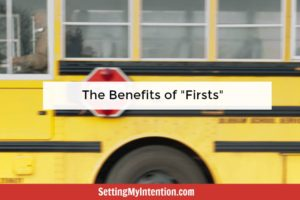 The Benefits of Firsts