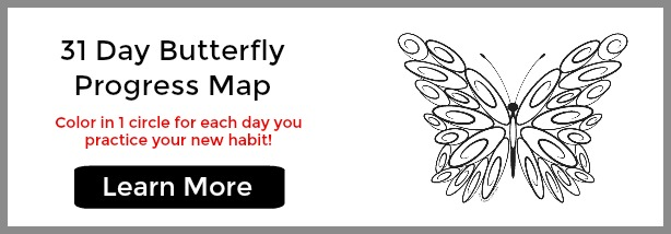 Butterfly Progress Map